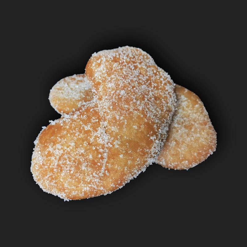Pestiño Azúcar Obrador Paqui